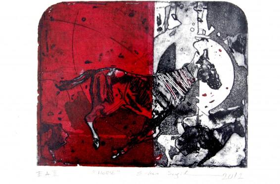 2012-horseERHUN ŞENGÜL